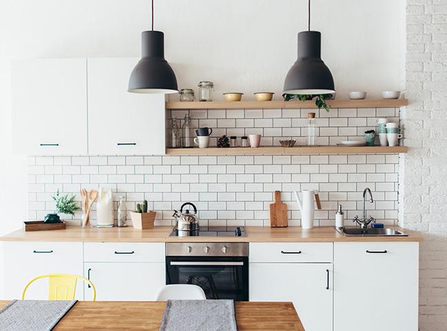 Remodelação de chão, móveis e paredes de cozinha em Lisboa, Cascais e Oeiras